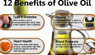 10 Benefits Of Olive Oil Infographic F