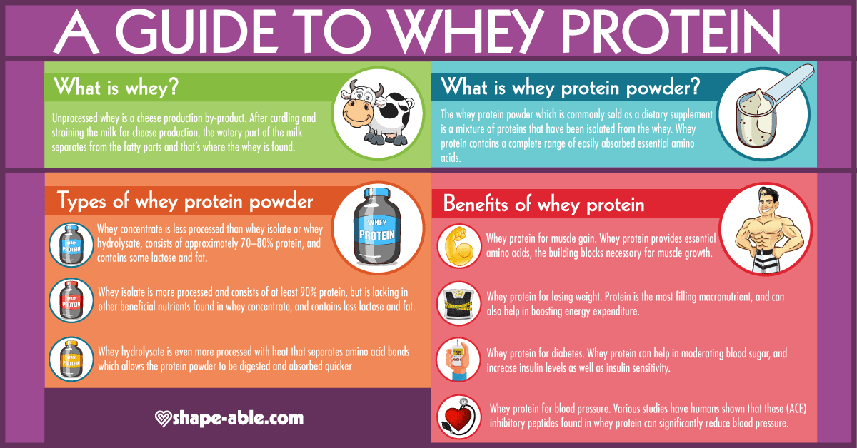 Guide To Whey F