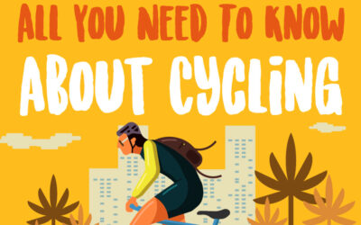 Cycling Infographic F