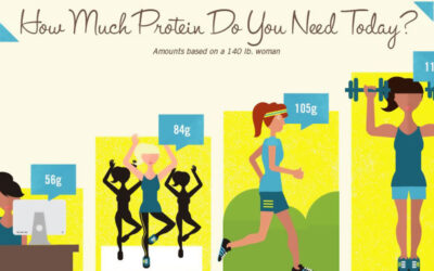 How Many Grams Of Protein Per Day Should You Eat