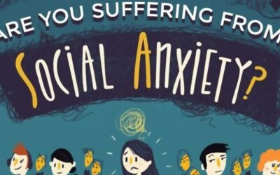 Social Anxiety Infographic F