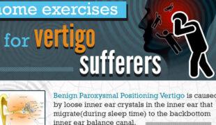 Epley Maneuver For Vertigo Infographic F