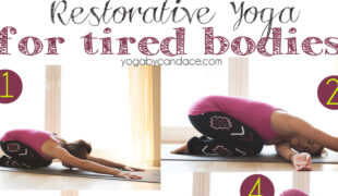 Restorative Yoga Sequence Fb